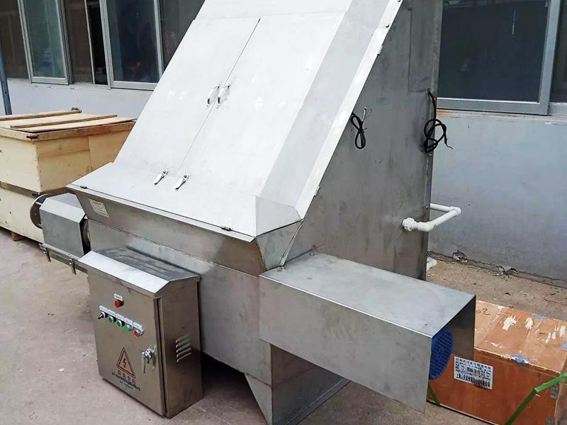 堆叠螺式污泥脱水机
